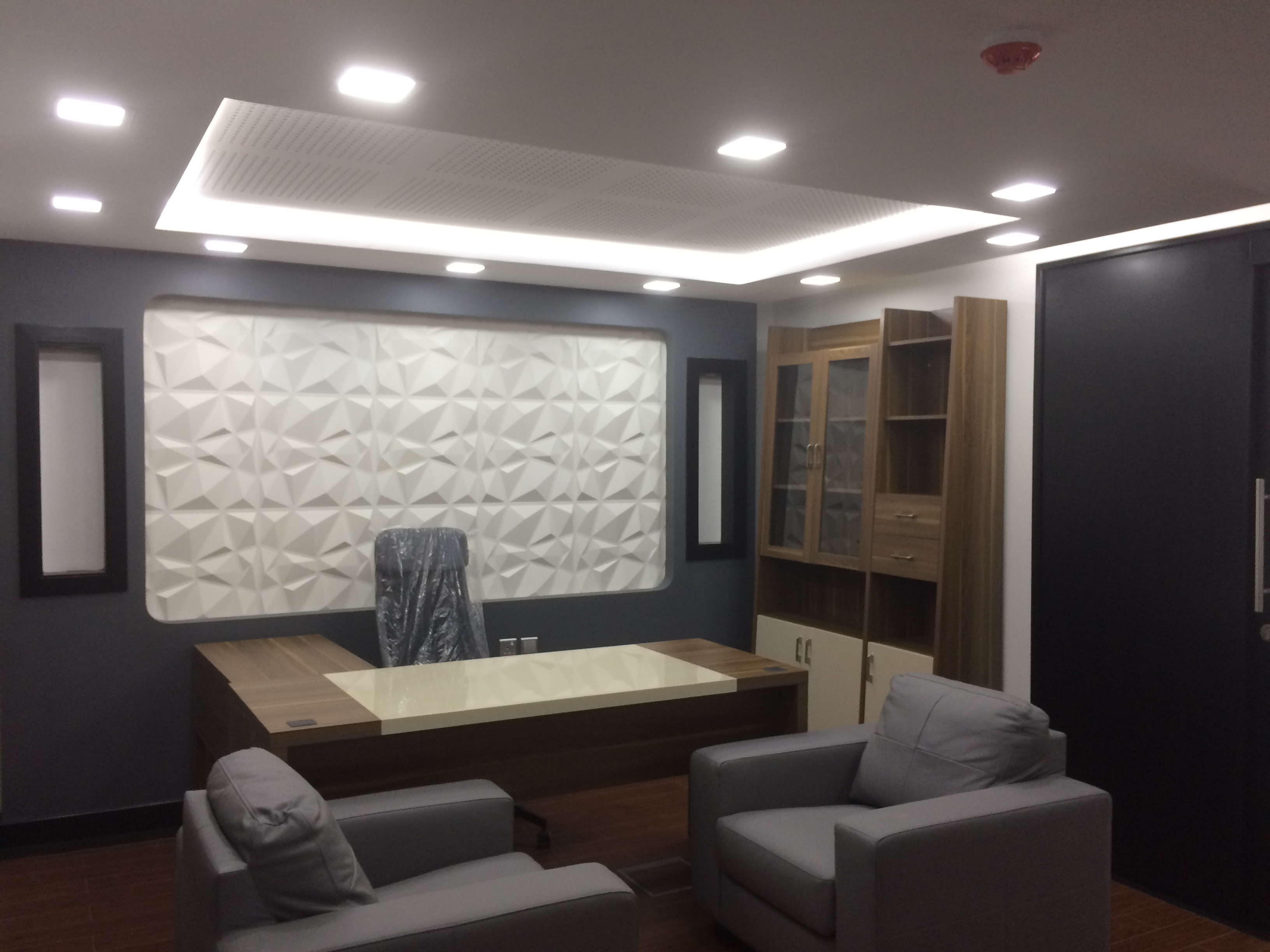 FIT OUT& TURN KEY