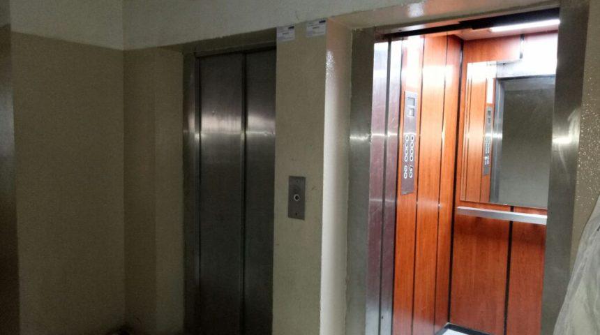 ELEVATOR RENOVATION